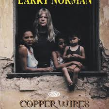 copper wires album cover